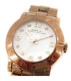 マークバイマークジェイコブス MARC by MARC JACOBS 腕時計 エイミー クオーツ ゴールド MBM3077 /KH ■CA