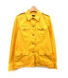 ラルフローレン RALPH LAUREN ジャケット シャツ ベルト 9号 黄色  /☆G