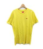シュプリーム SUPREME small box logo tee Tシャツ カットソー 半袖 ボックスロゴ S 黄 /NT15