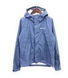 コロンビア Columbia マウンテンパーカー ジャケット OMNI-TECH オムニテック S ブルー /☆G