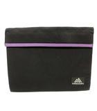 グレゴリー GREGORY ドキュメントスリーブ バッグ クラッチ セカンド PCケース A4サイズ ロゴ ブラック 紫 パープル /SR