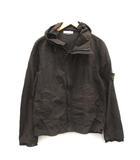 ストーンアイランド STONE ISLAND L マウンテンパーカー ジャケット Compact Jacket フード 茶 ブラウン /TK ▲H