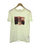 モンクレール MONCLER 20SS Tシャツ カットソー 半袖 MAGLIA T-SHIRT プリント M 白 ホワイト /KH ■ISB81