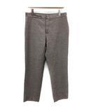 2017年製 パンツ スラックス Drawstring Pant Wool Flannel ローストリング ウール フランネル 48 M グレー /KH ■ISB81
