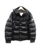 モンクレール MONCLER 17AW TANY ダウンジャケット アウター フード ナイロン 日本正規 0 XS 黒 ブラック /KH ■GY