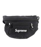 シュプリーム SUPREME 19SS Waist bag ウエストバッグ ボディバッグ ボックスロゴ CORDURA ナイロン 黒 ブラック /PJ ■MC