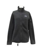 パタゴニア Patagonia ベターセータージャケット Better Sweater Jacket ブルゾン ジップアップ S 黒 ブラック 25542 /TK