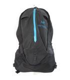 アークテリクス ARC'TERYX アロー22 ARRO22 リュックサック バックパック デイパック バッグ アウトドア ナイロン 6779-77438 黒 ブラック ジャンク 鞄 IBS7