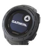 ガーミン GARMIN 腕時計 スマートウォッチ Instinct インスティンクト タフネス GPS アウトドアウォッチ 黒