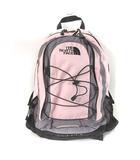ザノースフェイス THE NORTH FACE JESTER リュックサック バックパック デイパック ポリエステル NFGWJ430 ピンク 鞄