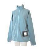 マムート MAMMUT タグ付き 19SS ジャケット マカン SO Macun Jacket ハイネック ジップアップ 1011-00530 水色 ライトブルー M アウター ※VGPS
