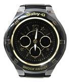 カシオジーショック CASIO G-SHOCK Baby-G コンポジットライン BGA-121C ベビーG 腕時計 黒 ブラック 可動品 デジアナ クォーツ