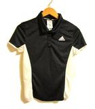 アディダス adidas クライマライト テニス ウエア ポロシャツ 半袖 まとめて3枚 白×黒 OT 0126