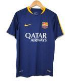 ナイキ NIKE ドライフィット セットアップ 半袖 Tシャツ イージーパンツ 裏メッシュ FC バルセロナ 15/16 M サッカー フットボール 0408