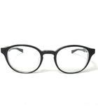 フォーナインズ 999.9 メガネ 眼鏡 サングラス NP-101 黒縁 度入り 伊達 フレーム 48□21-136 ブラック 黒 0401
