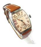 フランクミュラー FRANCK MULLER 腕時計 カサブランカ サハラ 7502 CASA 自動巻き 革ベルト ギャランティー レザーケース付き 0330