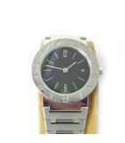 ブルガリ BVLGARI 腕時計 BB26SSD  ブルガリ・ブルガリ ブレスレット カレンダー デイト付き ブレスレット QZ クォーツ 稼働品 0414