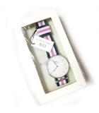 ダニエルウェリントン DANIEL WELLINGTON 腕時計 サウサンプトン Southampton 0605DW 36mm クォーツ QZ 未開封 箱付き 0516