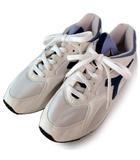 ディアドラ DIADORA スポーツ シューズ スニーカー DURATECH 5000 テニスシューズ USA 7 白×紫 191031