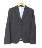 スーツセレクト SUIT SELECT 21 セットアップ スカートスーツ ひざ上 灰 9号 ウエスト61サイズ 200413