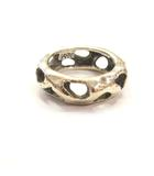 ガルニ GARNI リング 指輪 925 シルバー カット #10 0526