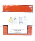 エルメス HERMES PARFUMS ミニ 香水 4点セット ナイルの庭 ヴォヤージュ ジュールドゥ オーデメルヴェイユ 0909