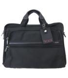 トゥミ TUMI Alpha アルファ エッセンシャル ブリーフケース ビジネスバッグ 書類鞄 26130D4 ブラック 黒 190404Z