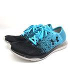 アンダーアーマー UNDER ARMOUR 美品 スレッドボーン ブラー ランニングシューズ 靴 3000008-300 26cm ブルー /Z