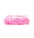 レディ Rady ティッシュケース ティッシュボックス アクリルケース 花柄 ピンク