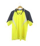 ミズノ MIZUNO Tシャツ サッカー スポーツウェア トップス 黄色系 L