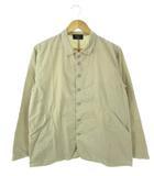 レミーラ REMILLA シャツジャケット ボタン ベージュ M