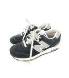 ニューバランス NEW BALANCE スニーカー 靴 シューズ M1400NV スエード ローカット ネイビー 23.0cm