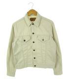 リーバイス Levi's 90's 93年製 70505-11 ピケジャケット 日本製 オフホワイト 38