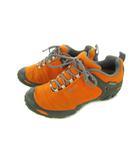 メレル MERRELL カメレオン3 モンスーン ゴアテックス トレッキングシューズ 靴 アウトドア オレンジ US8