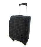 イーストボーイ EAST BOY キャリーケース キャリーバッグ チェック 鞄 旅行バッグ ブラック ピンク