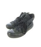 コンバース CONVERSE オールスター ALL STAR スニーカー ハイカット 靴 シューズ キャンバス 黒 ブラック 23.5㎝