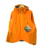 パタゴニア Patagonia ゴアテックス GORE-TEX スーパープルマジャケット Super Puluma Jacket オレンジ L