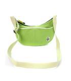チャムス CHUMS バナナ ショルダーバッグ かばん 肩掛け スウェット ライトグリーン