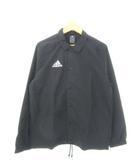 アディダス adidas TANGO SPW コーチジャケット サッカーウェア トレーニング 黒 ブラック L