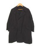 テアトラ TEATORA デバイスコート パッカブル DEVICE COAT P ステンカラー トレンチコート ブラック 黒