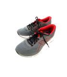アシックス asics ゲル エキサイト GEL-EXCITE 6 スニーカー ランニングシューズ 靴 グレー 26