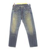 リーバイス ビンテージ クロージング LEVI'S VINTAGE CLOTHING 66501 501XX 日本製 復刻 デニム パンツ ビッグE ダブルネーム 加工 ジーンズ W33
