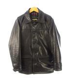 ショット SCHOTT レザー カーコート ファラオジャケット 7420 牛革 USA製 黒 ブラック 36