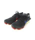 ナイキ NIKE エア ヴェイパーマックス フライニット ID AIR VAPORMAX FLYKNIT スニーカー 靴 941834-995 黒 青 赤 29