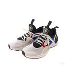 ナイキ NIKE ハラチ HUARACHE E.D.G.E.TXT スニーカー 靴 A01697-001 白 青 赤 25