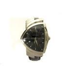ハミルトン HAMILTON ベンチュラ VENTURA 腕時計 H244110 クォーツ シルバー ブラック