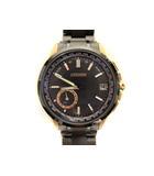 シチズン CITIZEN アテッサ サテライトウェーブ 腕時計 GPS衛星電波 ソーラー チタン ブラック F150-T021603