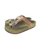 ビルケンシュトック BIRKENSTOCK ギゼ トング サンダル 靴 ブラウン 39