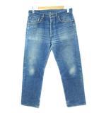 リーバイス Levi's 501 USA製 デニム パンツ 501-0115 OLD ジーンズ ブルー W32