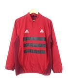 アディダス adidas ピステシャツ TANGOCAGE ウィンドトップ サッカー フットサル レッド L